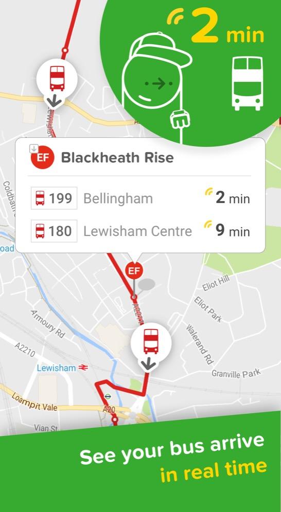 London Map App.Citymapper The Ultimate Transport App